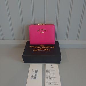 vivienne westwood compact wallet